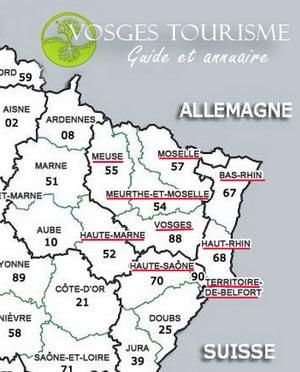 Location chalet ski, séjour hôtel Alsace