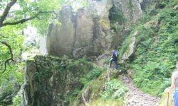 Sentiers des Roches massif vosgien