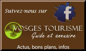 Guide et annuaire Vosges Tourisme