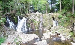 cascade proche de Gérardmer