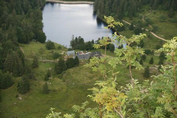 ferme auberge lac du forlet