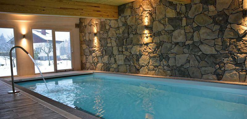 la piscine des reflets du lac
