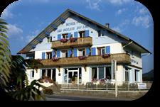 Hôtel sauna Gérardmer dans les Vosges