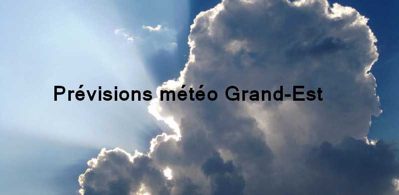 previsions meteo alsace lorraine