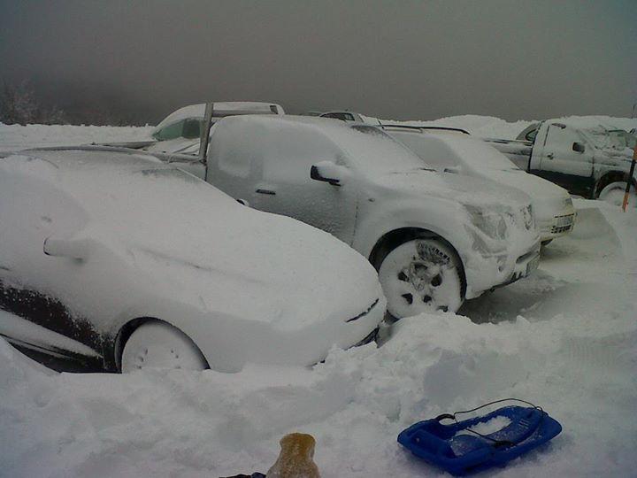 enniegement dans les Vosges hiver 2014/2015