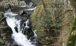 Vosges tourisme : les cascades du Bouchot