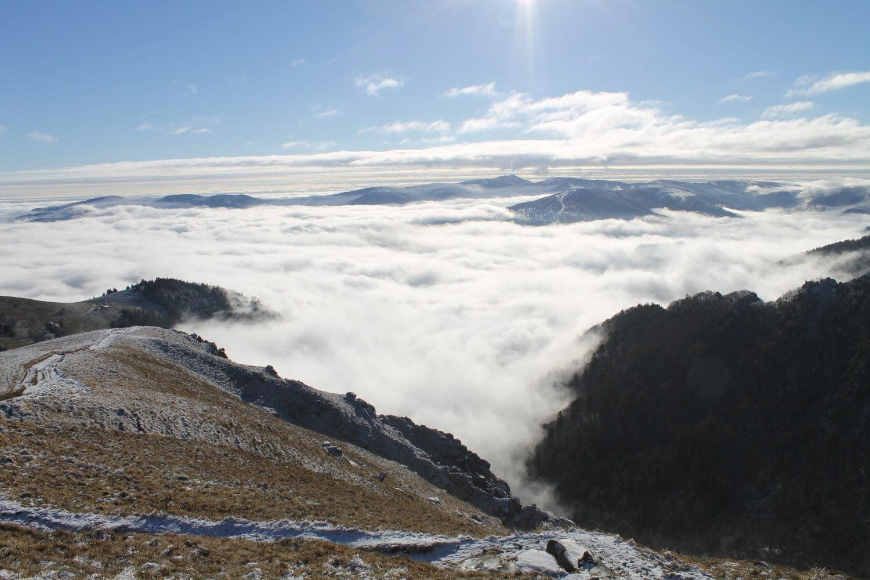 Mer de nuages Hohneck