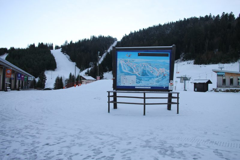 Gerardmer ski noel 2018