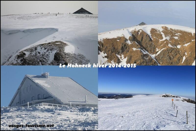 Le Hohneck hiver 2014-2015