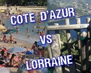 vacances en Lorraine