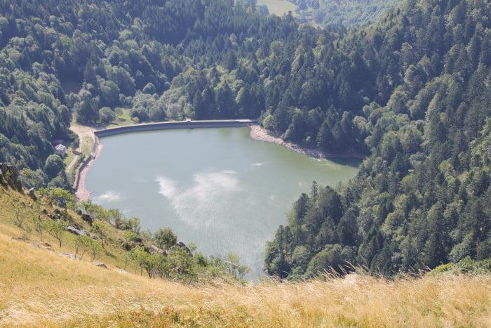 Radonnée lac du Schiessrothried