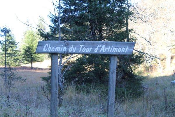 Tour d'Artimont
