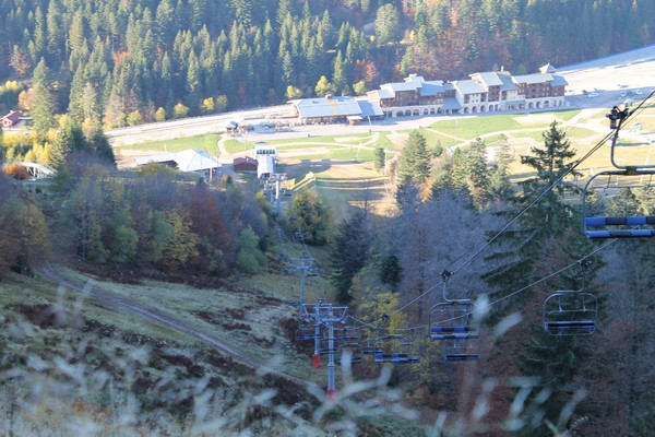 Station de ski La Bresse Hohneck
