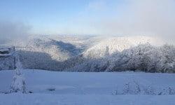 Vue panoramique sur Xonrupt-Longemer