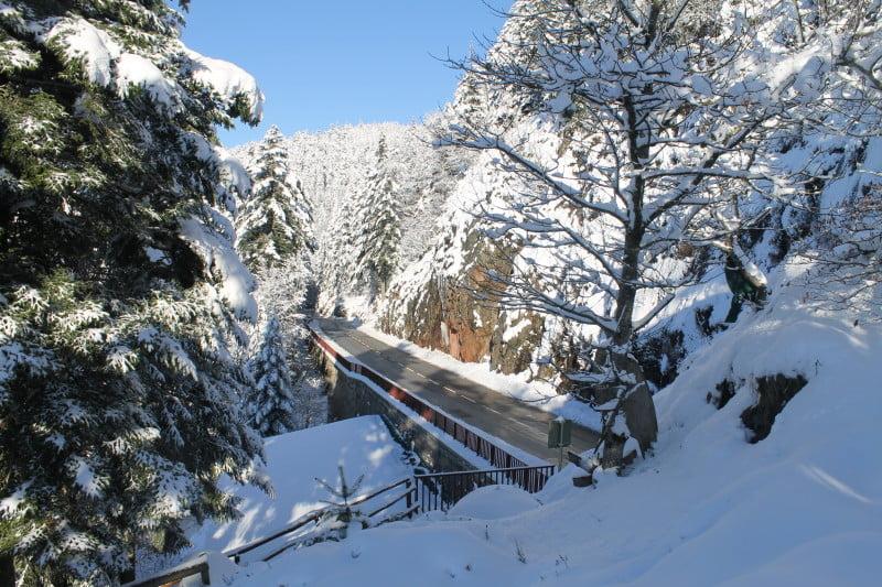 Roche du diable automne-hiver 2015