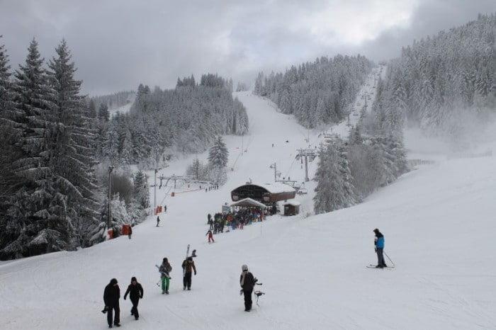 bulletin enneigement ski vosges