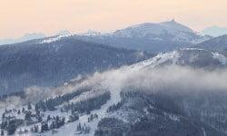 Grand Ballon et les Alpes