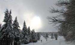 1m80 de neige au Trois Fours 03-2016