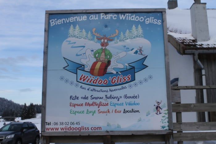 Parc de loisirs familial dans les Vosges