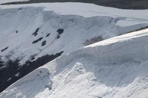 Risque d'avalanche dans les Vosges