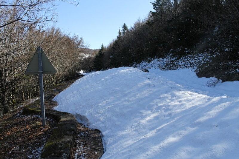 Des tonnes de neige à déblayer