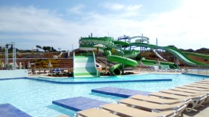 Splashworld sur Menorca