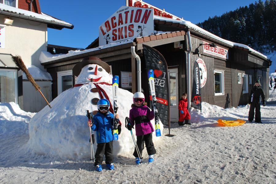 location ski le grand haut gerardmer