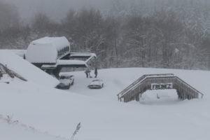 La station de ski de la Schlucht pas encore ouverte