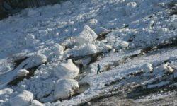 avalanche en 2012 dans le massif vosgien