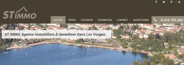 Agence immobiliere Gerardmer ST Immo