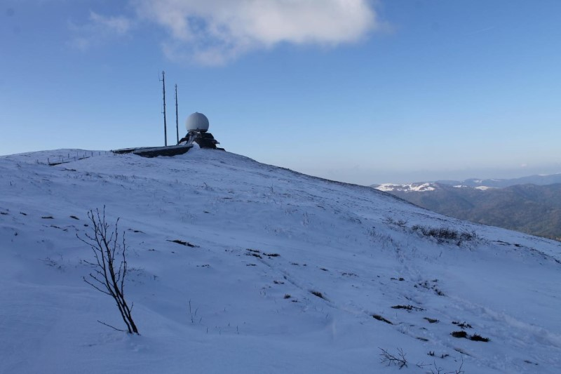 Le Grand Ballon 1424 mètres