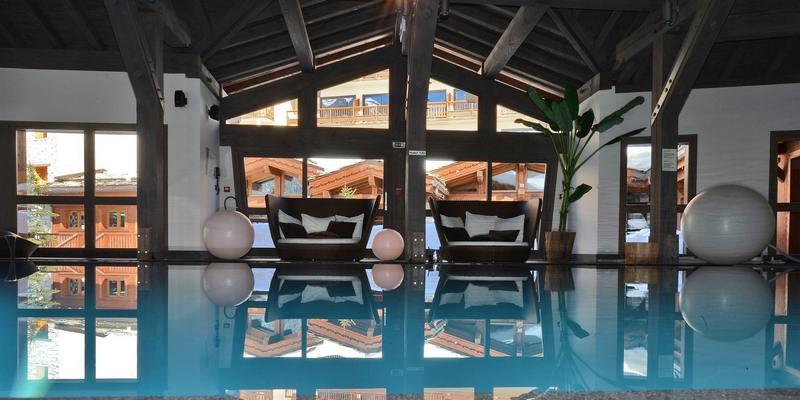 HOTEL TSANTELEINA - VAL D'ISERE ski resort - Savoie FRANCE