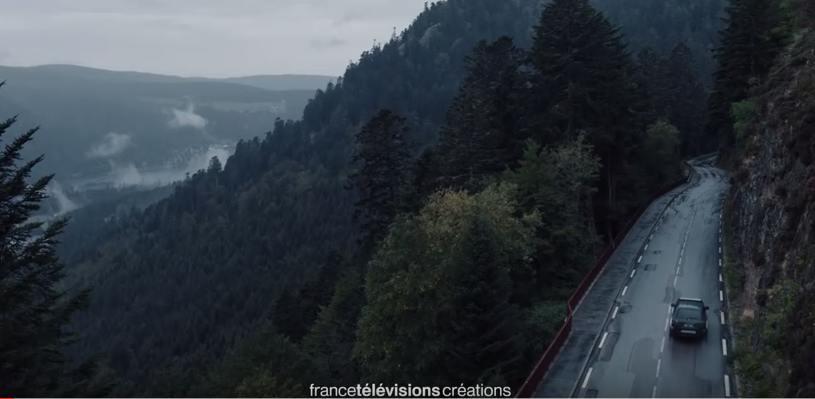 zone blanche la série de France 2 filmée dans les Vosges