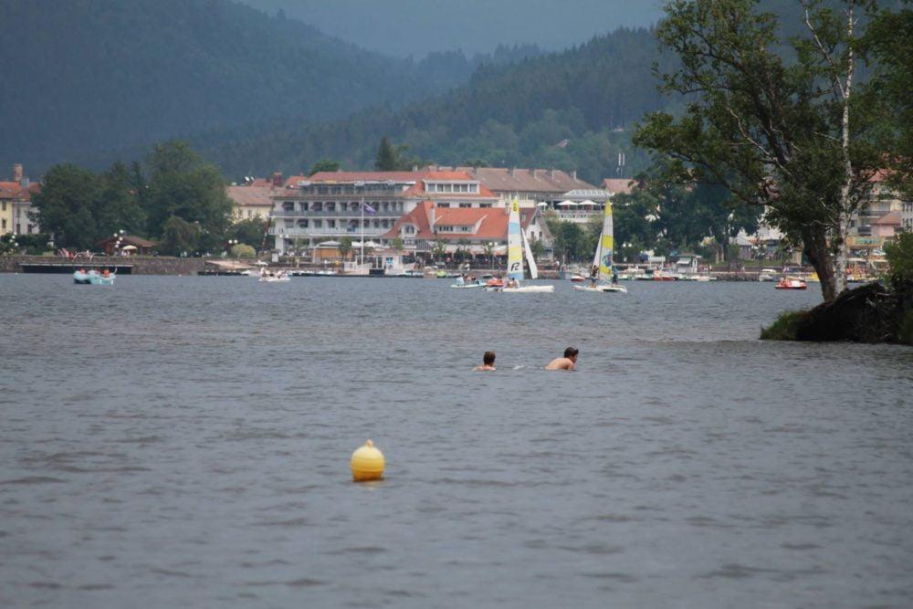 location pedalo lac de gerardmer