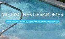 installateur piscine enterrée à Gerardmer