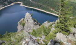 vierge du lac blanc