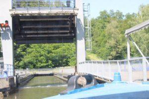 ascenceur a bateaux arzviller canal de la marne et du rhin