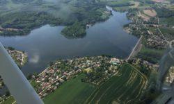 baptême de l'air ULM Vosges