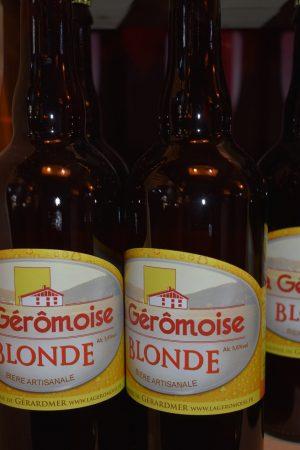 biere blonde la geromoise