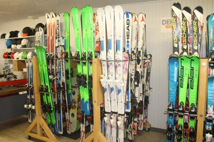 magasins location ski vosges