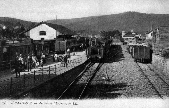 Ancienne gare SNCF de Gérardmer