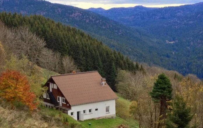 gite les colonies dans les Vosges