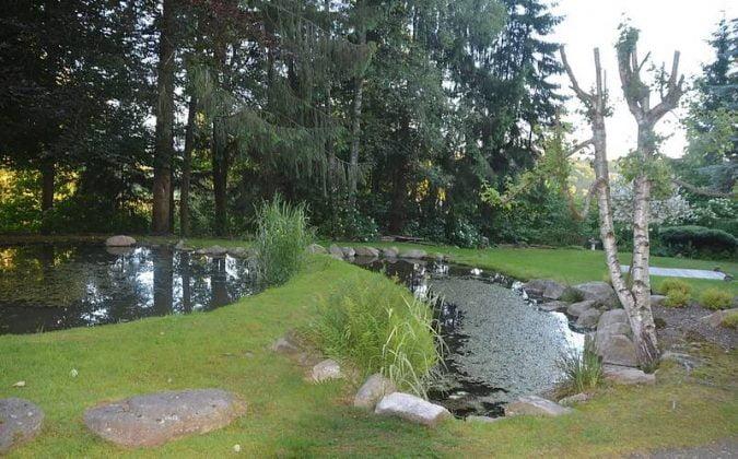 jardin du chalet