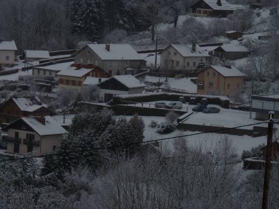 la sabaudia en hiver