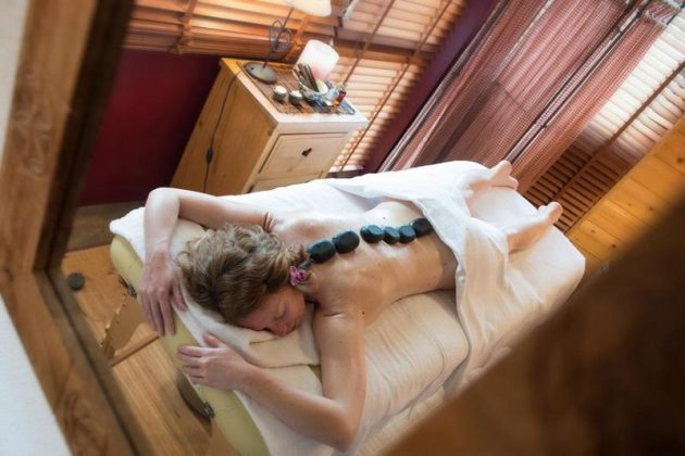 massage hotel Les Vallées