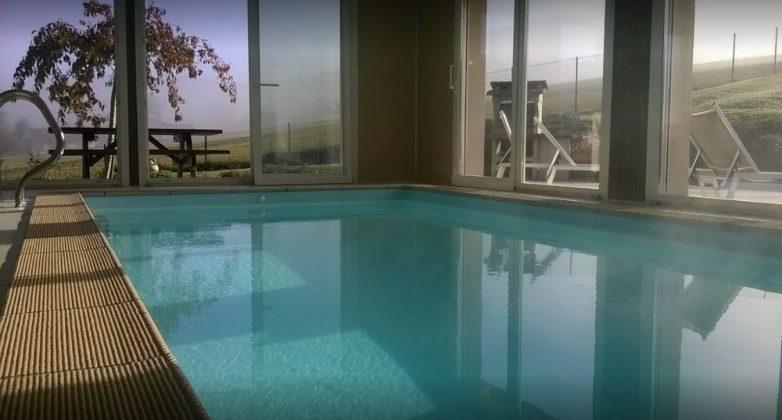 chalet piscine vosges