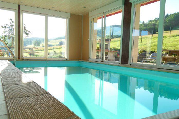 location dans les Vosges avec piscine