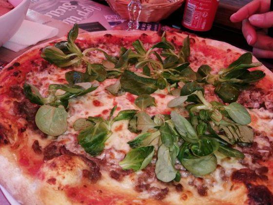 pizza à Fraize