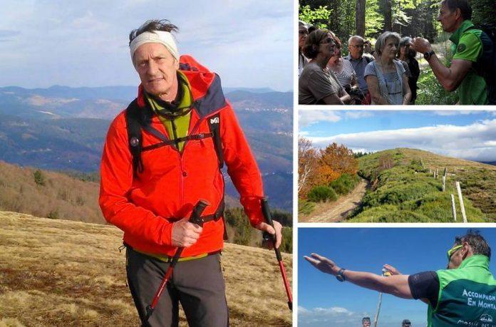 Philippe Poulet Guide en montagne