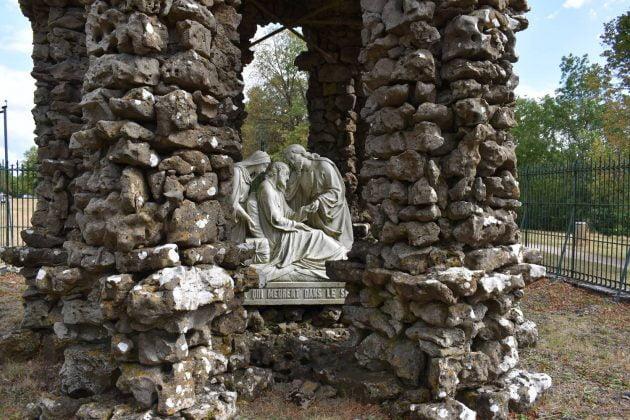 monuments sion vaudemont
